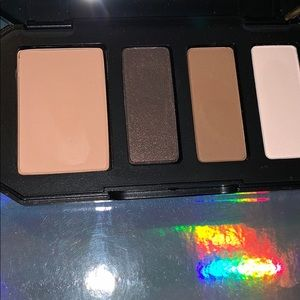 Kat Von D Shade + Light Eye Contour Quad - Fawn